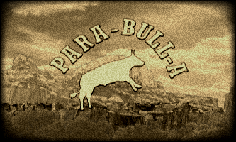 PARA-BULL-A Title Screen